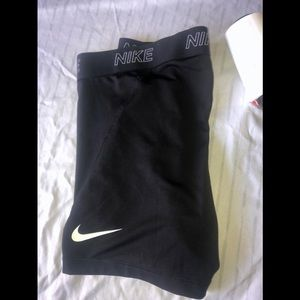 Small Nike athletic shorts